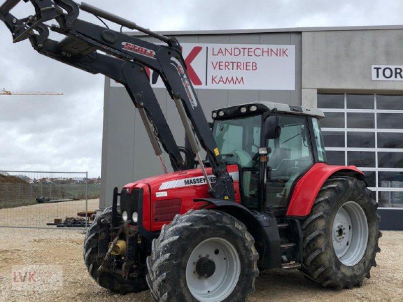 Traktor des Typs Massey Ferguson 6475, Gebrauchtmaschine in Weißenburg (Bild 1)