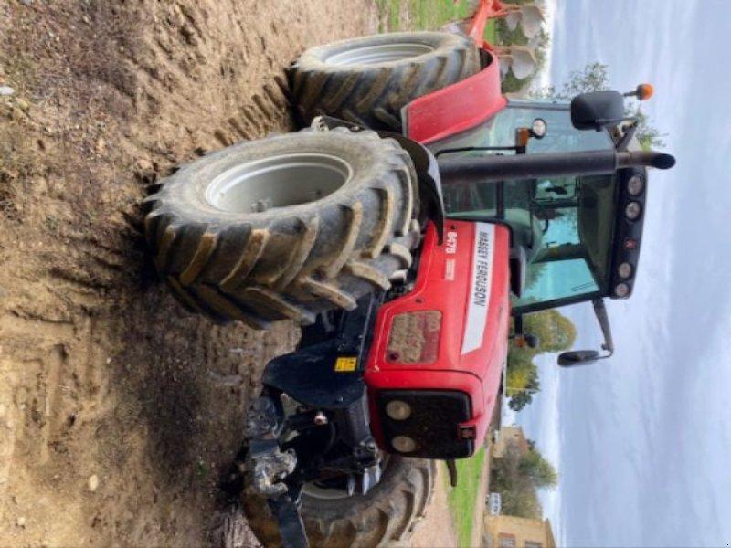 Traktor des Typs Massey Ferguson 6475, Gebrauchtmaschine in LOMBEZ (Bild 1)