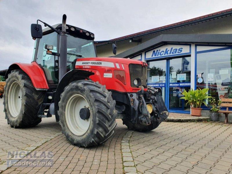 Traktor des Typs Massey Ferguson 6475, Gebrauchtmaschine in Schirradorf (Bild 1)