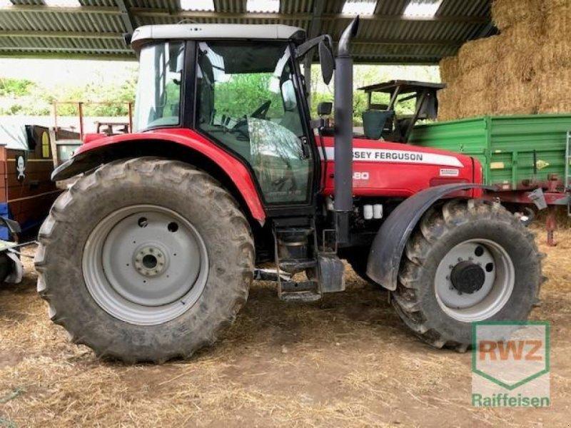 Traktor des Typs Massey Ferguson 6480 Dyna-4, Gebrauchtmaschine in Wipperfürth (Bild 4)