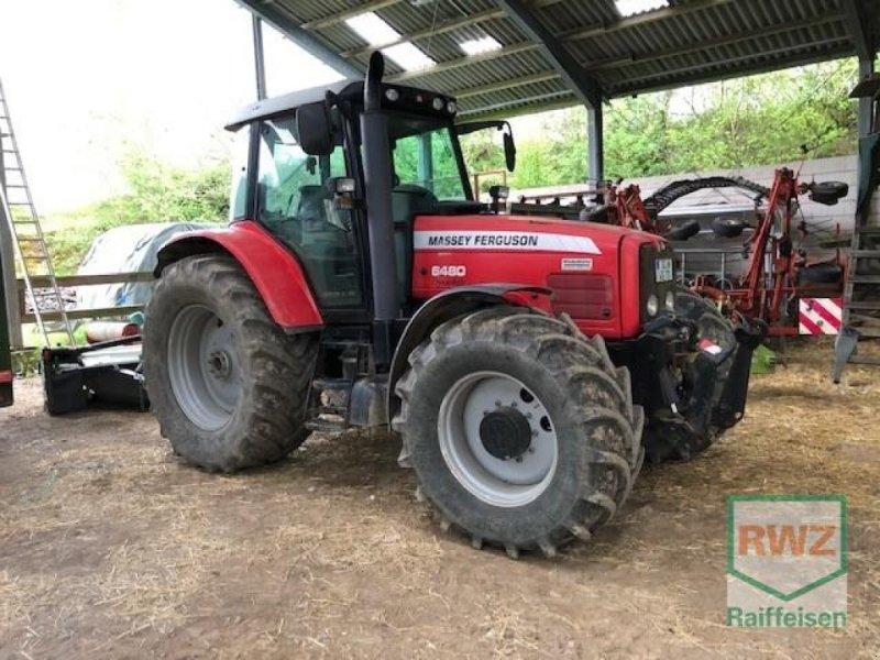 Traktor des Typs Massey Ferguson 6480 Dyna-4, Gebrauchtmaschine in Wipperfürth (Bild 1)