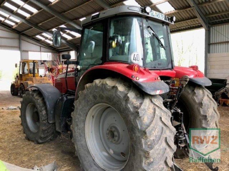 Traktor des Typs Massey Ferguson 6480 Dyna-4, Gebrauchtmaschine in Wipperfürth (Bild 6)