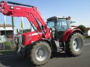Traktor des Typs Massey Ferguson 6480 Dyna 6 mit Alö Q65 Frontlader, Gebrauchtmaschine in Wülfershausen an der Saale