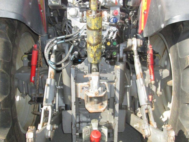 Traktor des Typs Massey Ferguson 6480 Dyna 6 mit Alö Q65 Frontlader, Gebrauchtmaschine in Wülfershausen an der Saale (Bild 5)