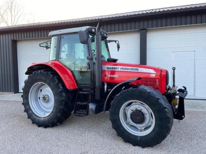 Traktor типа Massey Ferguson 6480 DYNA 6, Gebrauchtmaschine в Linde (dr) (Фотография 1)