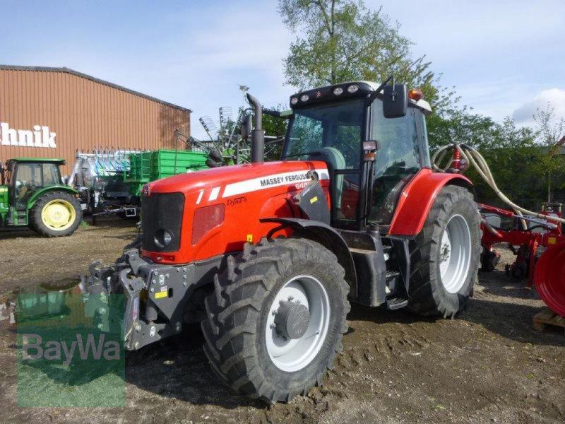 Traktor des Typs Massey Ferguson 6480 DYNA 6, Gebrauchtmaschine in Landshut (Bild 1)