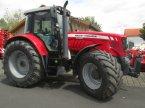Traktor des Typs Massey Ferguson 6480 Dyna 6 in Wülfershausen an der Saale