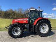 Massey Ferguson 6480 Dyna6 Krybegear + frontlift + affjedret foraksel Traktor