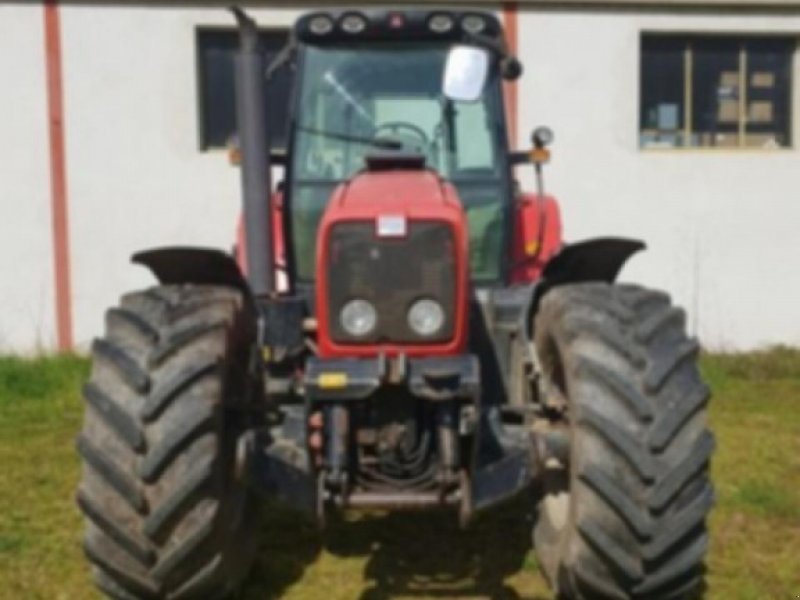 Traktor des Typs Massey Ferguson 6480 dynashift, Gebrauchtmaschine in NAUCELLES (Bild 1)