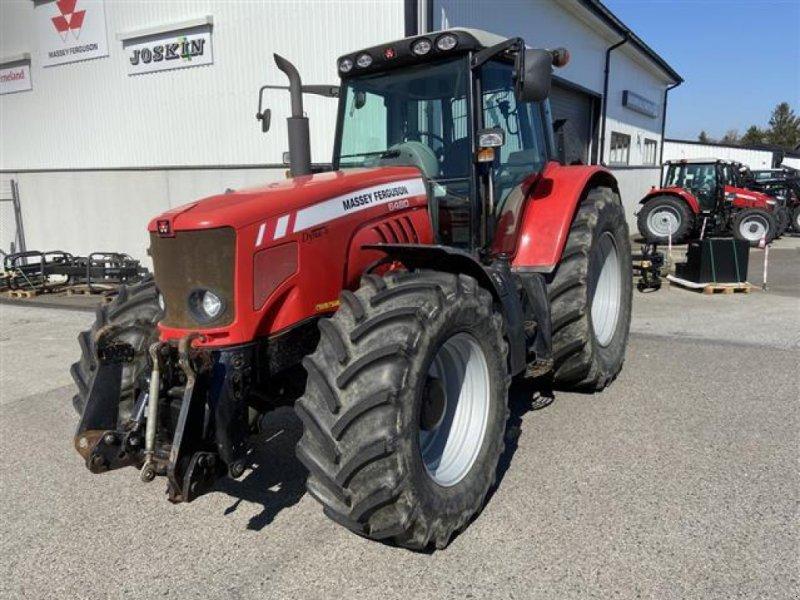 Traktor типа Massey Ferguson 6480, Gebrauchtmaschine в Blentarp (Фотография 1)