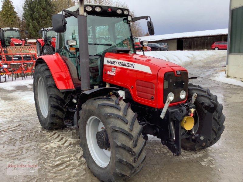 Traktor типа Massey Ferguson 6480, Gebrauchtmaschine в Blaufelden (Фотография 1)