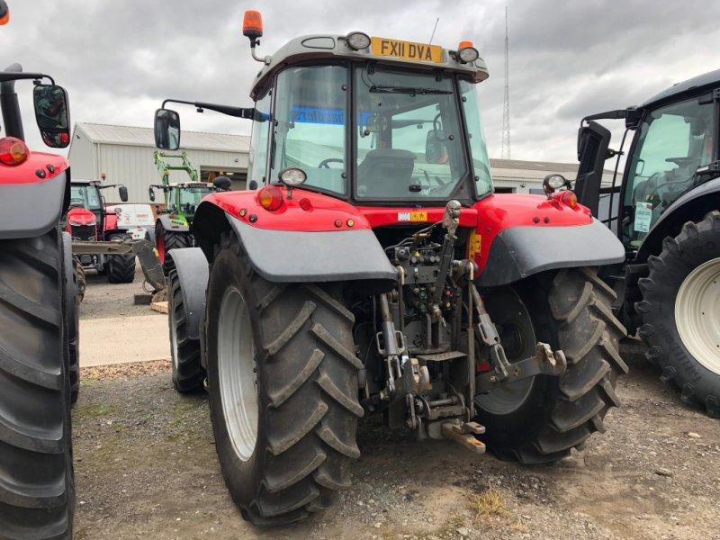 Traktor типа Massey Ferguson 6480, Gebrauchtmaschine в Grantham (Фотография 3)