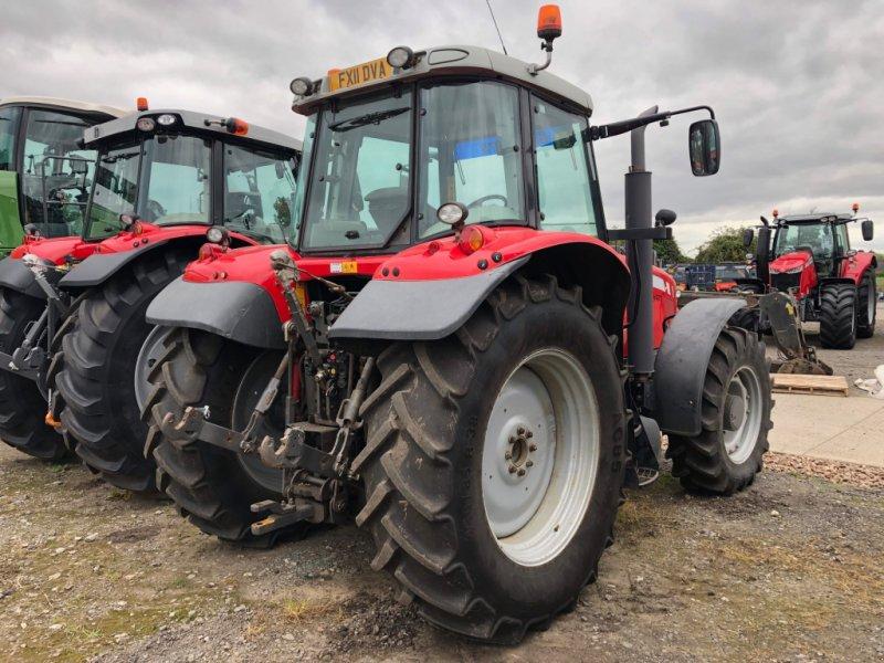 Traktor типа Massey Ferguson 6480, Gebrauchtmaschine в Grantham (Фотография 5)