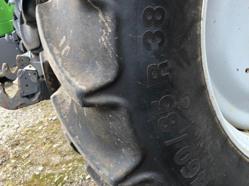 Traktor типа Massey Ferguson 6480, Gebrauchtmaschine в Grantham (Фотография 6)
