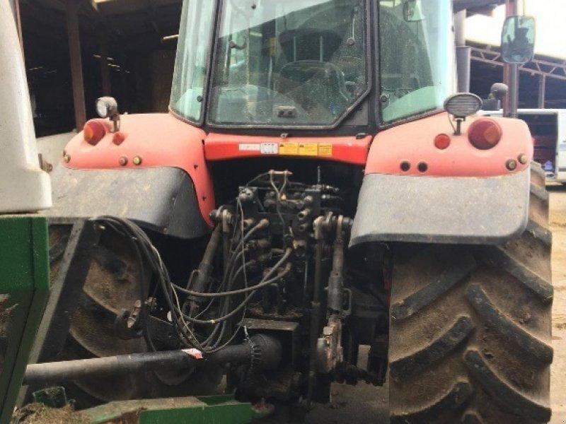 Traktor des Typs Massey Ferguson 6480, Gebrauchtmaschine in Thornbury (Bild 6)