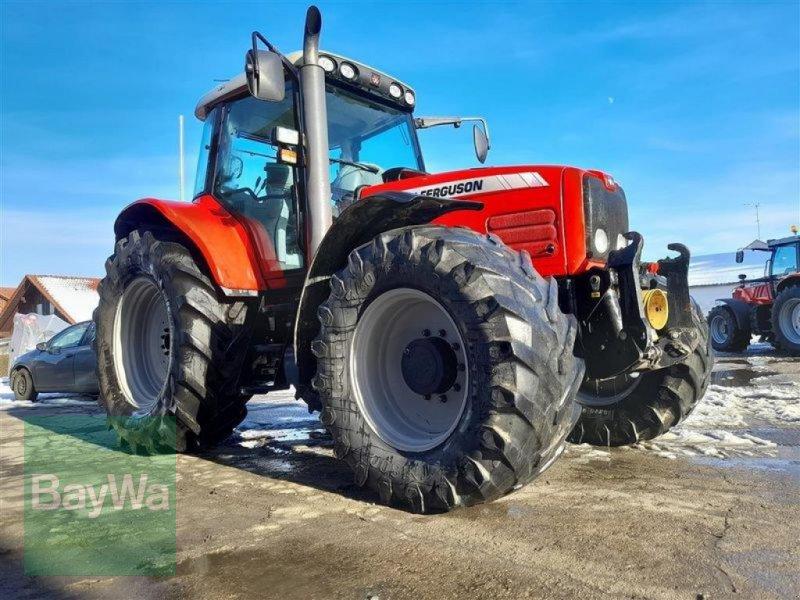 Traktor des Typs Massey Ferguson 6480, Gebrauchtmaschine in Osterhofen (Bild 1)