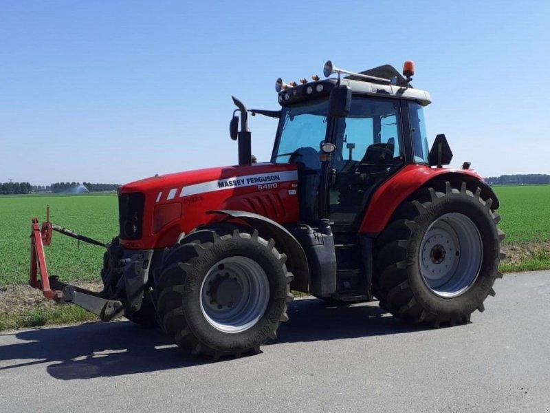 Traktor des Typs Massey Ferguson 6480, Gebrauchtmaschine in Stolwijk (Bild 1)