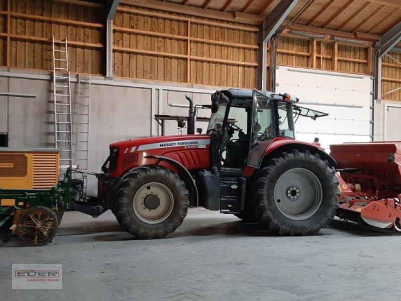 Traktor des Typs Massey Ferguson 6480, Gebrauchtmaschine in Kumhausen (Bild 1)
