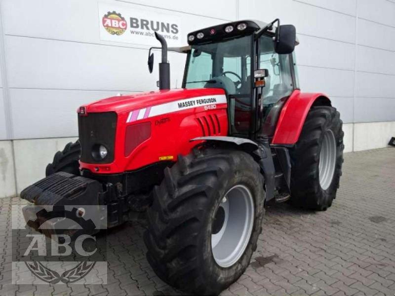 Traktor типа Massey Ferguson 6480, Gebrauchtmaschine в Cloppenburg (Фотография 1)