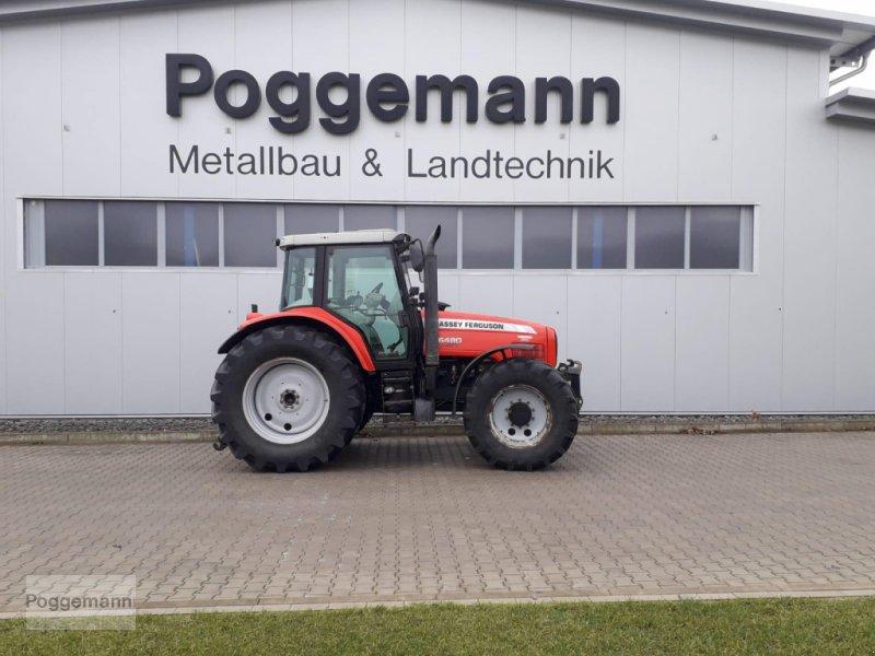 Traktor des Typs Massey Ferguson 6480, Gebrauchtmaschine in Bad Iburg - Sentrup (Bild 2)