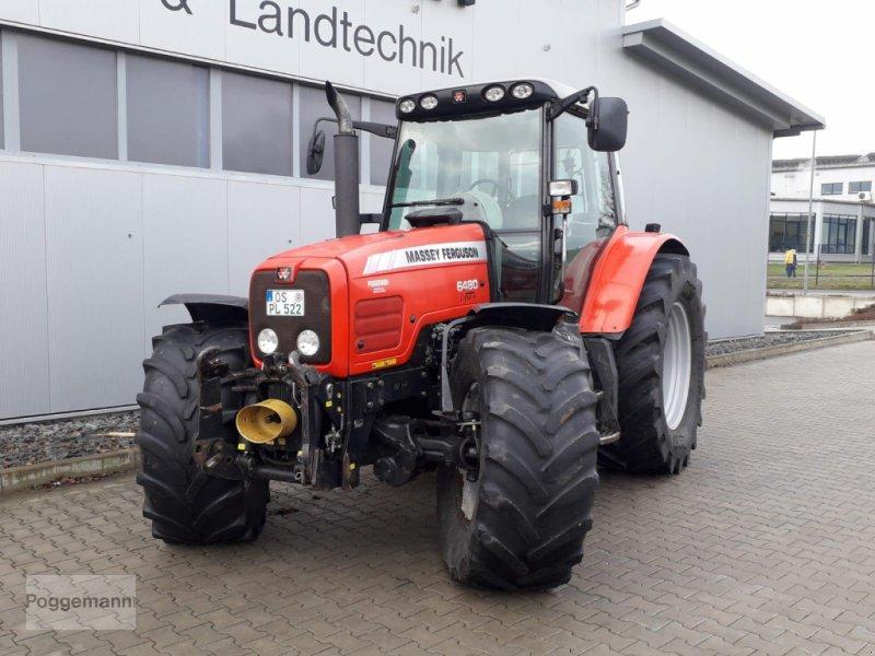 Traktor des Typs Massey Ferguson 6480, Gebrauchtmaschine in Bad Iburg - Sentrup (Bild 5)