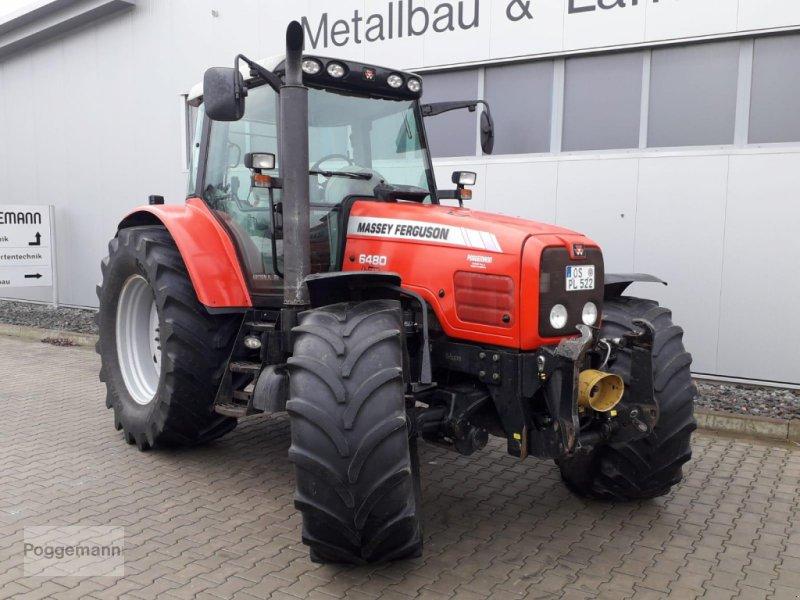 Traktor des Typs Massey Ferguson 6480, Gebrauchtmaschine in Bad Iburg - Sentrup (Bild 8)