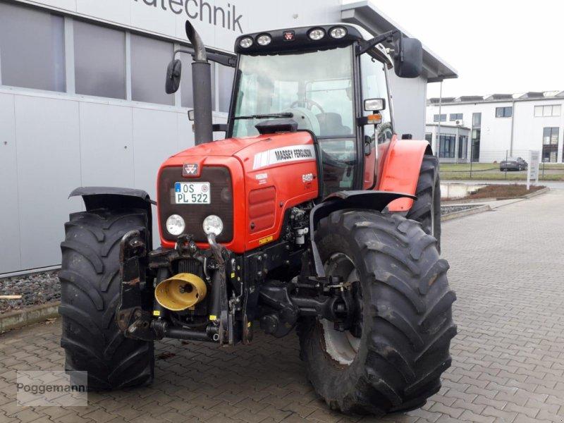 Traktor des Typs Massey Ferguson 6480, Gebrauchtmaschine in Bad Iburg - Sentrup (Bild 4)