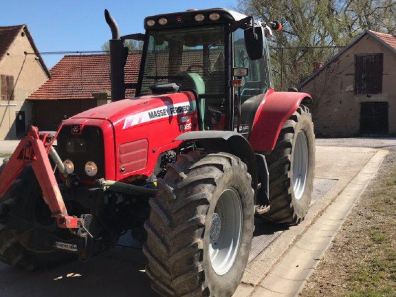 Traktor типа Massey Ferguson 6480, Gebrauchtmaschine в hausen (Фотография 1)