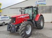Traktor a típus Massey Ferguson 6480DYNA, Gebrauchtmaschine ekkor: VERT TOULON