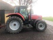 Traktor des Typs Massey Ferguson 6485 Dyna 4 frontlift-klimaanlæg., Gebrauchtmaschine in Sakskøbing