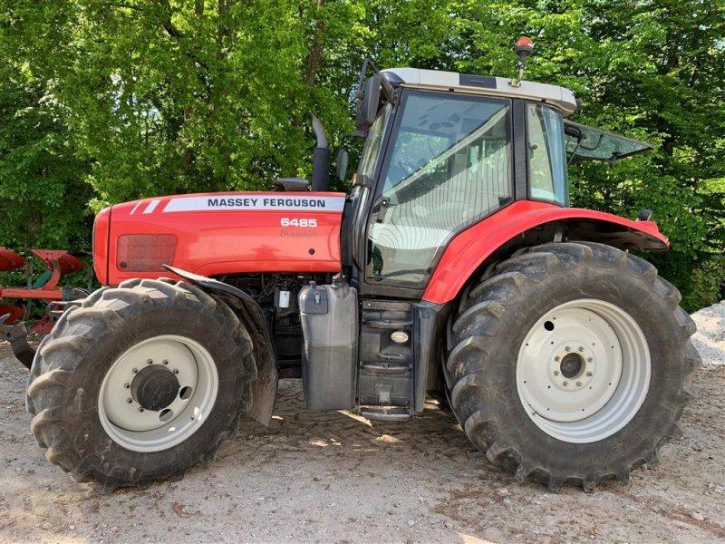 Traktor типа Massey Ferguson 6485 Dyna 4 Med frontlift, Gebrauchtmaschine в Slagelse (Фотография 1)
