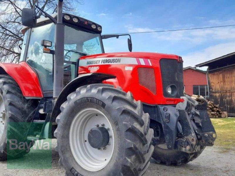 Traktor des Typs Massey Ferguson 6485 Dyna-6, Gebrauchtmaschine in Pocking (Bild 1)