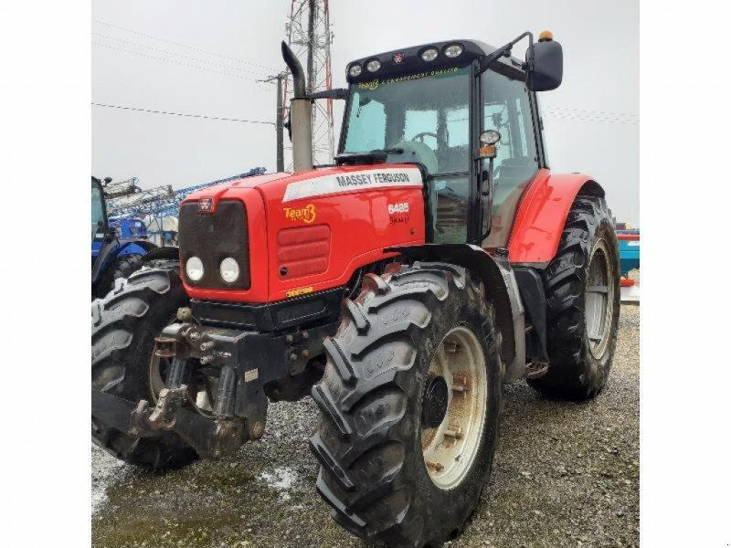 Traktor des Typs Massey Ferguson 6485 DYNA, Gebrauchtmaschine in HERLIN LE SEC (Bild 1)