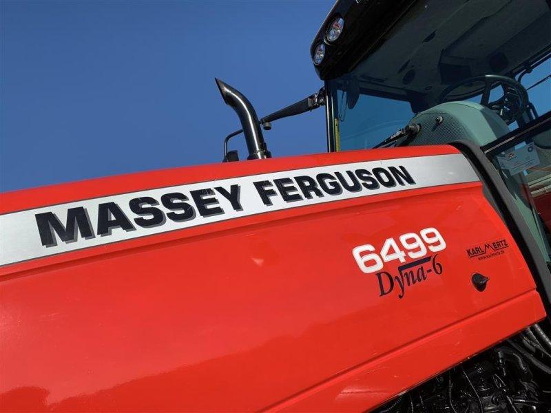 Traktor des Typs Massey Ferguson 6485 PÅ VEJ HJEM!, Gebrauchtmaschine in Aalestrup (Bild 1)