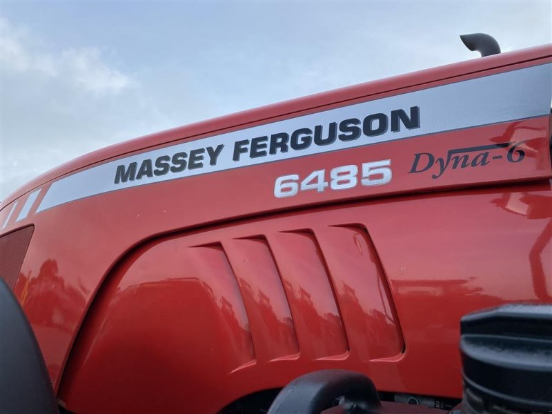 Traktor типа Massey Ferguson 6485 PÅ VEJ HJEM!, Gebrauchtmaschine в Aalestrup (Фотография 1)