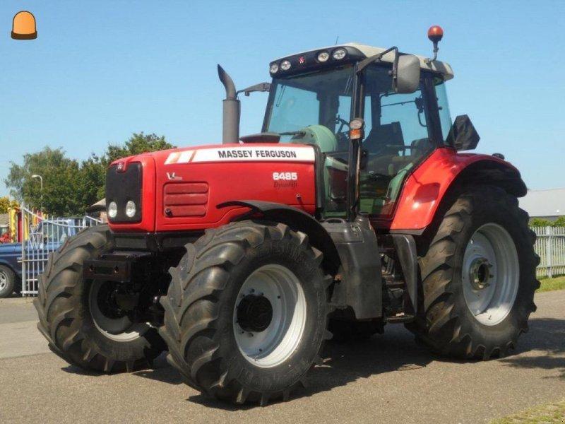 Traktor типа Massey Ferguson 6485, Gebrauchtmaschine в Zoetermeer (Фотография 1)
