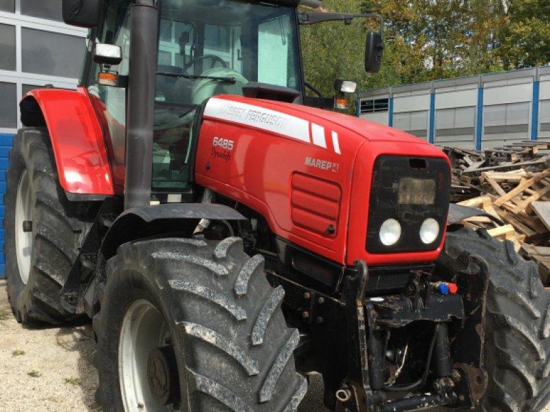 Traktor des Typs Massey Ferguson 6485, Gebrauchtmaschine in Amerbach (Bild 1)