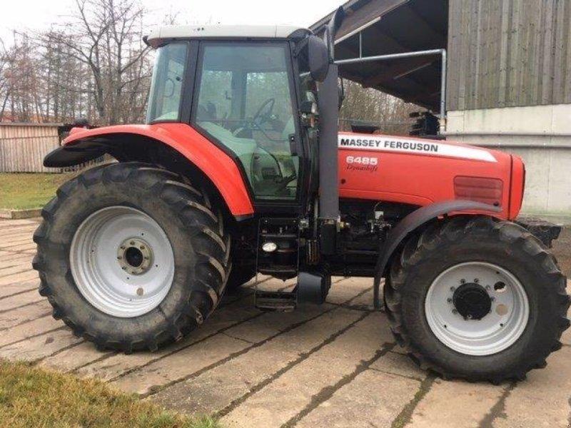 Traktor des Typs Massey Ferguson 6485, Gebrauchtmaschine in Bad Langensalza (Bild 2)