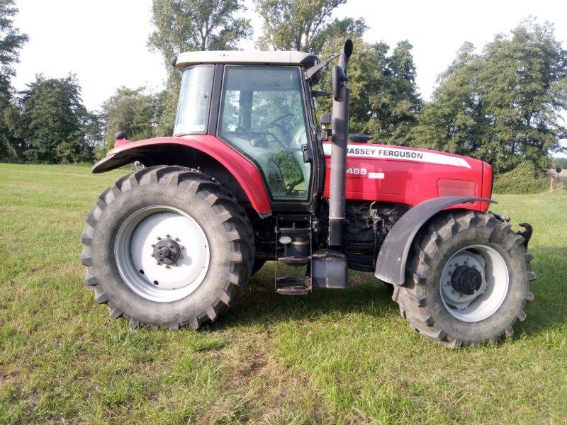 Traktor des Typs Massey Ferguson 6485, Gebrauchtmaschine in Düllstadt (Bild 1)