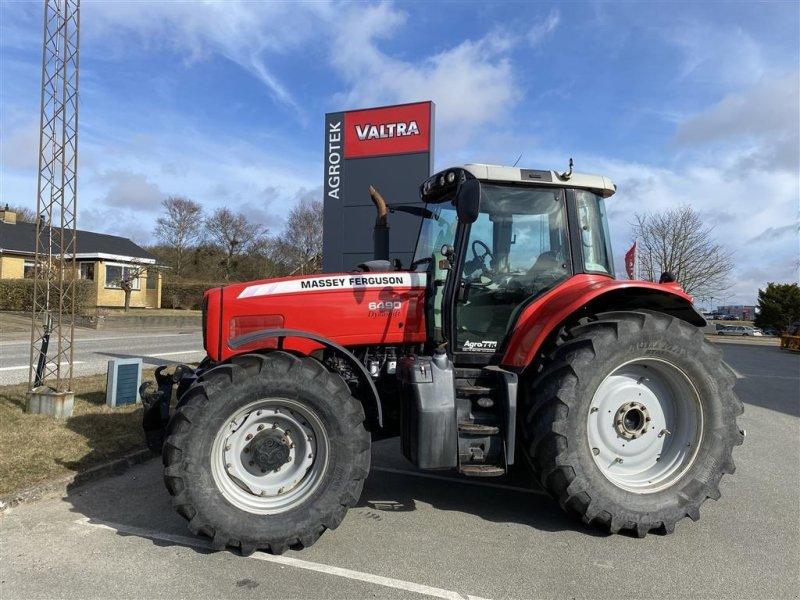 Traktor des Typs Massey Ferguson 6490 6490 Dyna 4, Gebrauchtmaschine in Hobro (Bild 1)