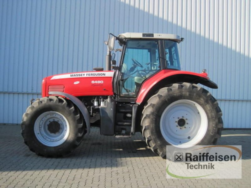 Traktor des Typs Massey Ferguson 6490 Dyna-4, Gebrauchtmaschine in Holle (Bild 1)