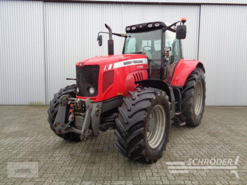 Traktor des Typs Massey Ferguson 6490 DYNA-6, Gebrauchtmaschine in Ahlerstedt (Bild 1)