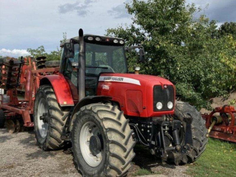 Traktor des Typs Massey Ferguson 6499-4rm dynashift plus, Gebrauchtmaschine in MISTELBACH (Bild 1)