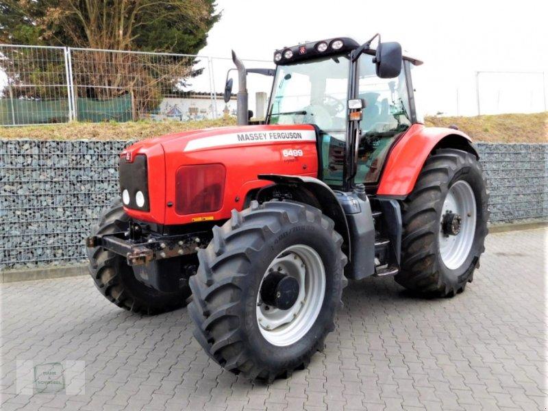 Traktor типа Massey Ferguson 6499 DYNA 6, Gebrauchtmaschine в Gross-Bieberau (Фотография 1)