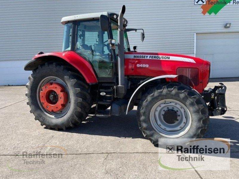 Traktor des Typs Massey Ferguson 6499, Gebrauchtmaschine in Ebeleben (Bild 4)
