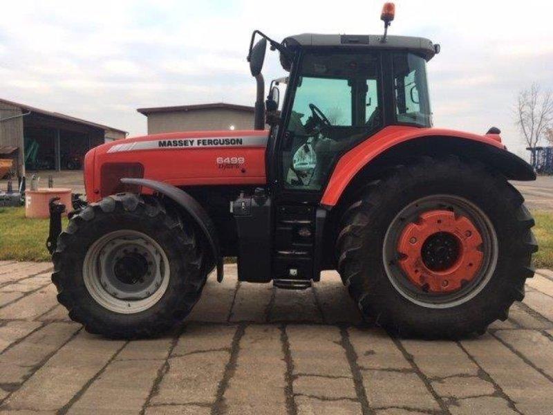 Traktor des Typs Massey Ferguson 6499, Gebrauchtmaschine in Bad Langensalza (Bild 1)