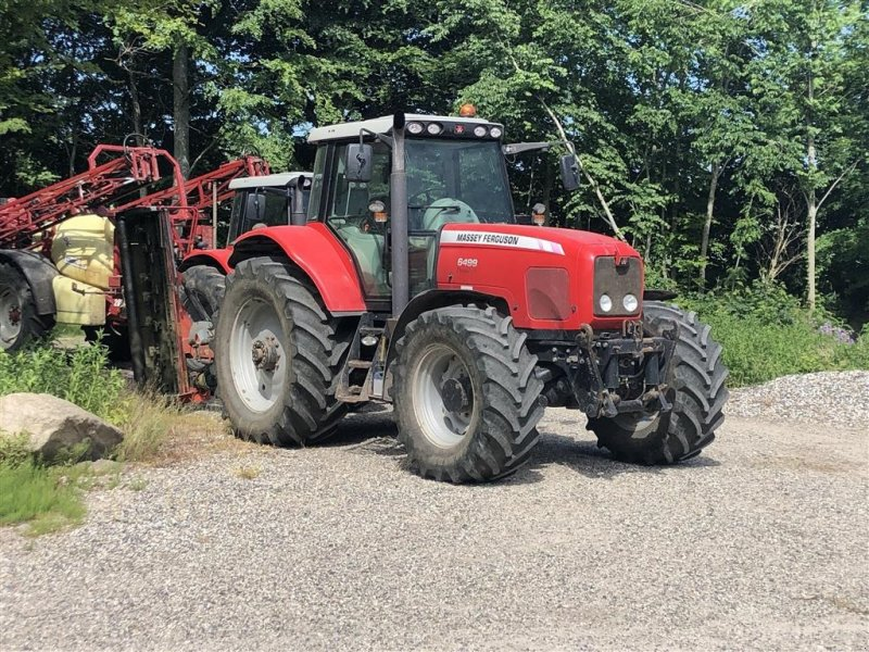 Traktor des Typs Massey Ferguson 6499Dynashift, Gebrauchtmaschine in Randers SV (Bild 1)