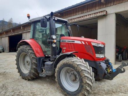Traktor des Typs Massey Ferguson 6613, Gebrauchtmaschine in NIEDERWÖLZ (Bild 1)