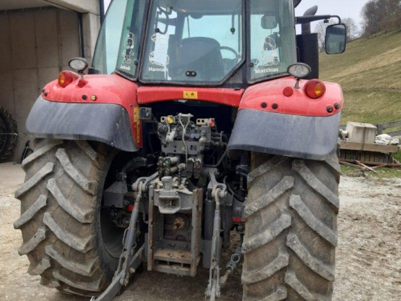 Traktor des Typs Massey Ferguson 6613, Gebrauchtmaschine in NIEDERWÖLZ (Bild 2)