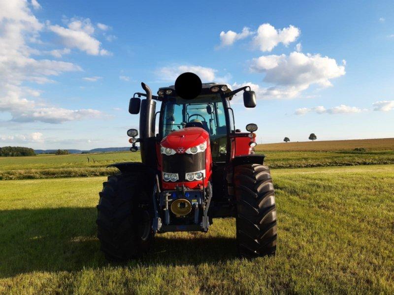 Traktor του τύπου Massey Ferguson 6614 DVT ( kein 6616 ; 6716 ; 6718 ; 7718 ), Gebrauchtmaschine σε Neumarkt in der Ober (Φωτογραφία 1)